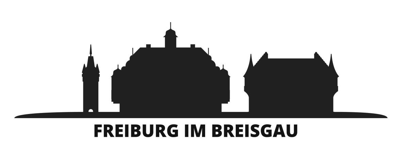 Plakatierung in Freiburg