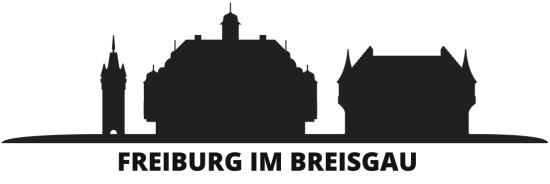 Plakatwerbung in Freiburg