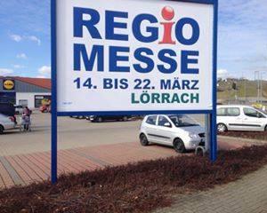 Großfläche Regiomesse